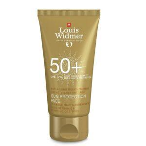 Louis Widmer Sun Protection Face SPF50+ Met Parfum 50ml