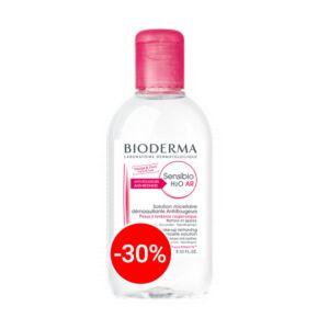 Bioderma Sensibio H20 AR Micellaire Oplossing 250ml Promo -30%