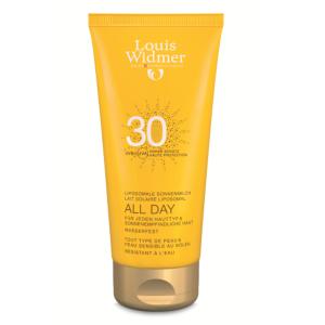 Louis Widmer Sun All Day SPF30 Zonder Parfum 200ml